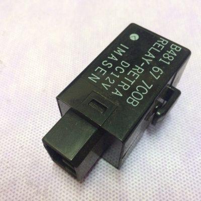 headlight retractor relay